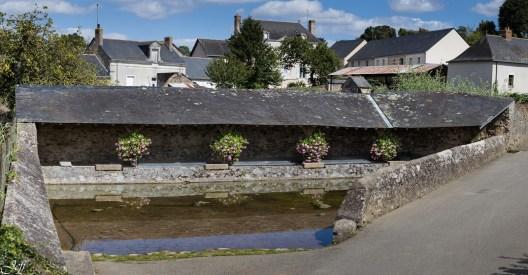 Chaudefonds sur Layon, après une pause gourmande au Domaine Saint Pierre à la table du square2