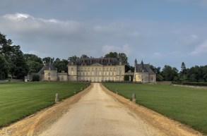 Maze - le chateau de Montgeoffroy-2