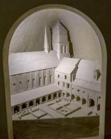 Pierre et lumière-Abbaye royale de Fontevraud (3)