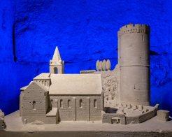 Pierre et lumière-Chapelle et tour de Treves (2)