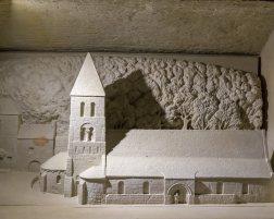 Pierre et lumière-Eglise de Chênehutte