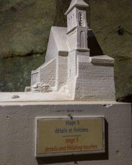 Pierre et lumière-Les étapes de la sculpture (1)