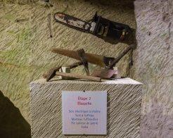 Pierre et lumière-Les outils pour chaque stade de la sculpture (3)
