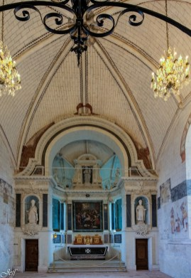 Pontigné et son église Saint Denis