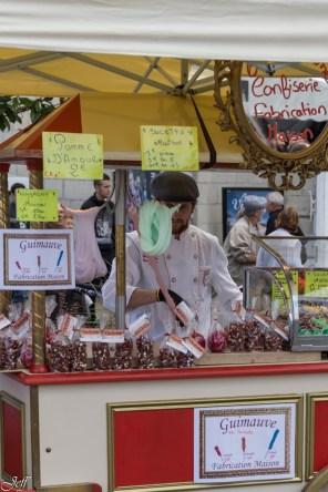 Saumur l'avant Anjou velo vintage au village 11