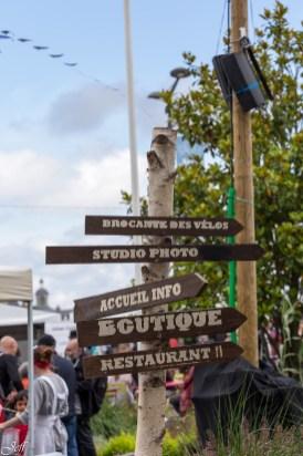 Saumur l'avant Anjou velo vintage au village 61