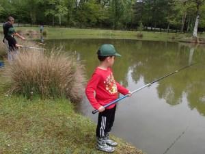Débuter la pêche