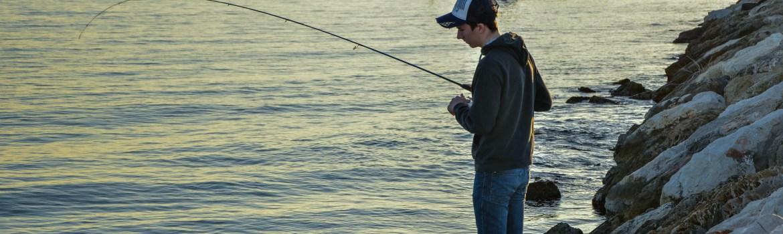 spot rockfishing