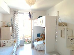 Plus-value - Appartement Mailys - chambre enfant