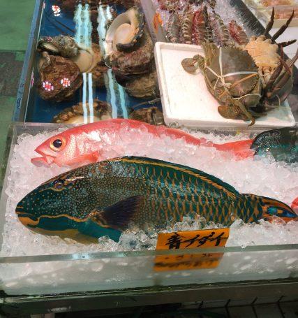 Naha public Market Visit with Taste of Okinawa
