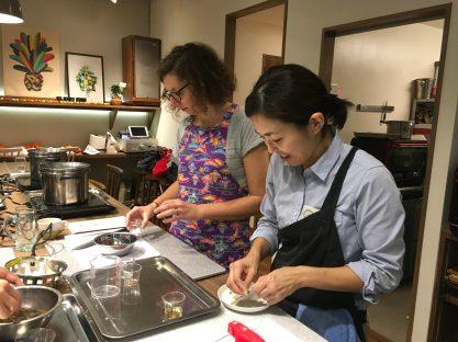 Cooking@Taste of Okinawa