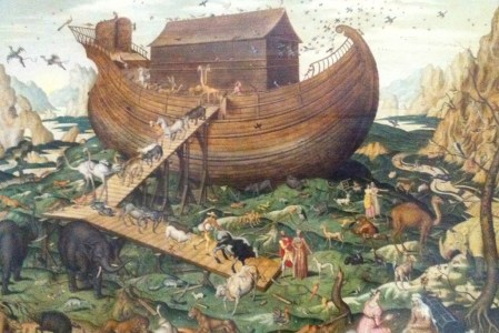 BBC. Загадки Библии. Ной и Всемирный потоп