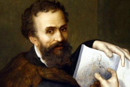 Микеланджело и технология №52