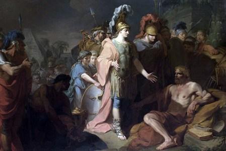 Похоже ученые приблизились к более точной причине смерти Александра Македонского