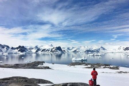 История обретения Антарктиды загадочна до 19 века