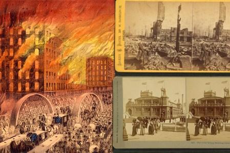 Тайна великого пожара в Чикаго