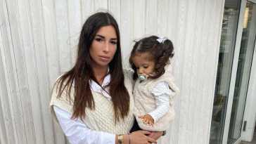 Liam Di Benedetto, Joy sa fille handicapée à 80%, elle est forcée de prendre une décision radicale