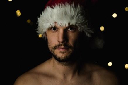 Weihnachtsmützenmann
