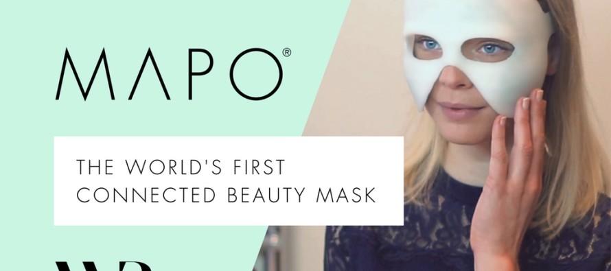 Mapo le premier masque de beauté connecté