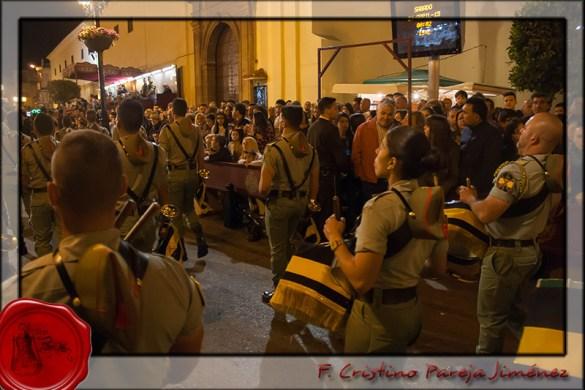 Viernes Santo 2015: Estación Penitencia Cofradía Angustias Coronada
