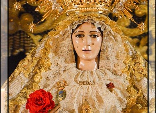 Jueves Santo 2015: Cofradía Rico y Piedad