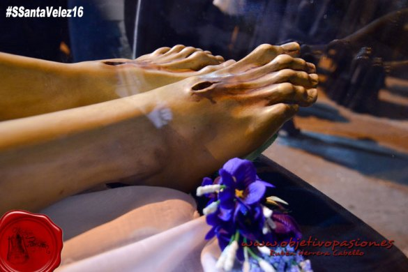 Sábado Santo: Traslado de vuelta del Santo Sepulcro