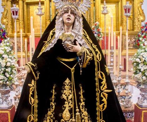 """Besamano """"Madre de Misericordia"""" – Nuestra Señora del Mayor Dolor"""