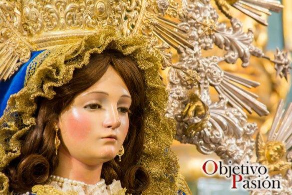 """Besamano """"Madre de Misericordia"""" – Ntra Sra de los Remedios Coronada"""