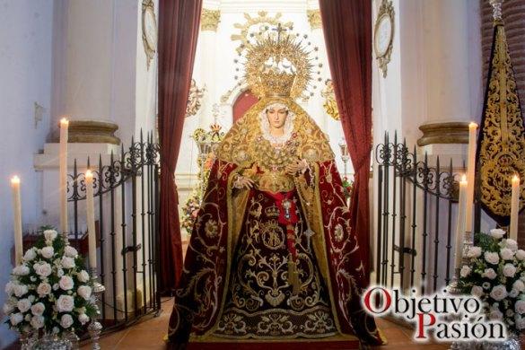 """Besamano """"Madre de Misericordia"""" – María Stma de la Amargura"""