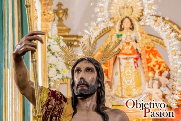 Xto Rey '16: Ntro Padre Jesús en su Gloriosa y Triunfal Resurrección