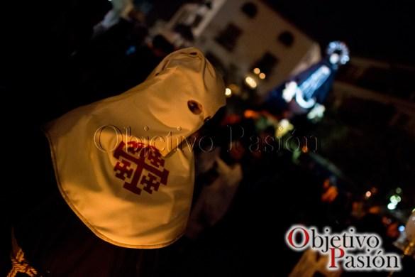 Viernes Santo 2017: Desfile procesional Ntra Sra de la Soledad
