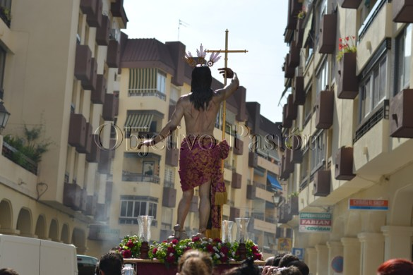 Viernes Santo 2017: Traslado Cristo Resucitado