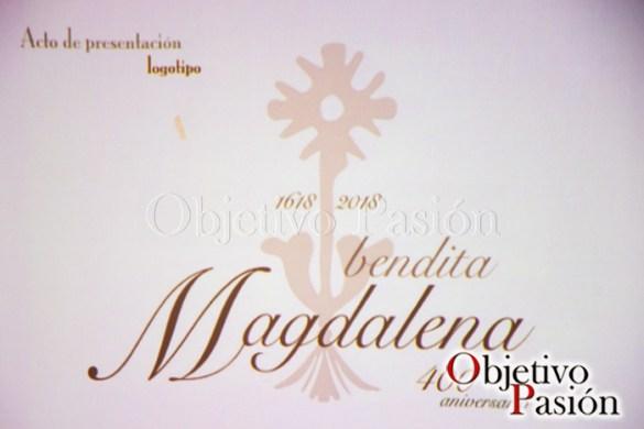 Inicio 400 aniversario Sta María Magdalena