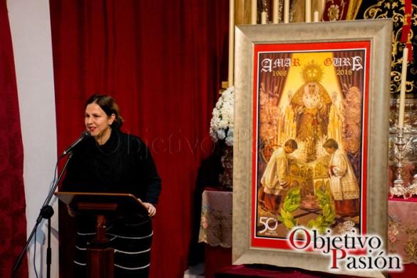 Presentación cartel 50 Aniversario María Stma de la Amargura