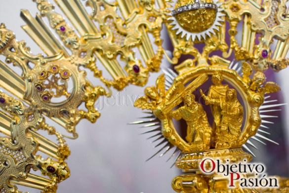 Nueva corona para María Santísima de la Amargura