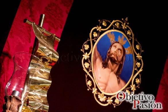 Presentación nuevo trono Resurrección