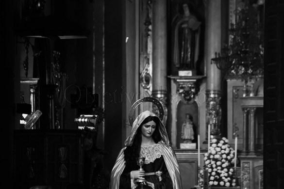 Traslado de Sta María Magdalena a San Francisco
