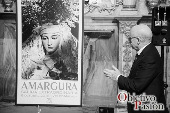 Presentación cartel procesión extraordinaria María Stma de la Amargura