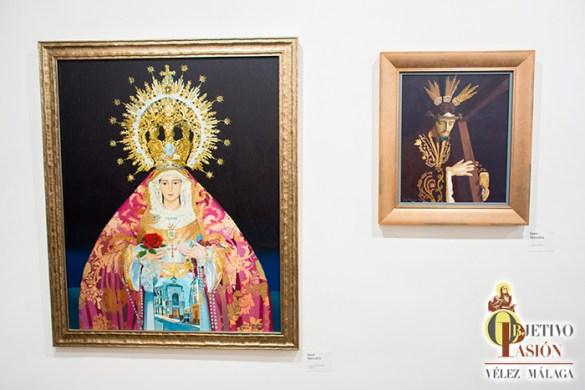 Exposición 50 Años Amargura (obras cofrades)