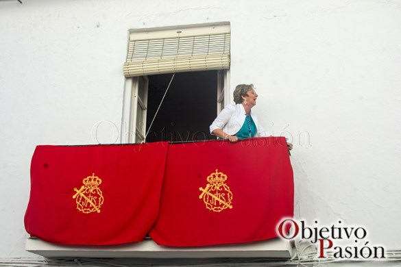 Procesión extraordinaria María Stma de la Amargura