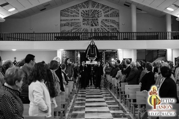 Rosario de difuntos VIirgen del Carmen Melosas y Protegidas