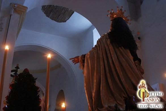 Cristo Rey 2018: NPJ orando en el huerto