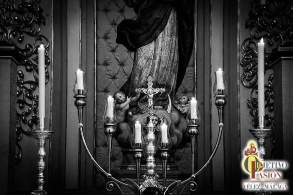 Culto Inmaculada Concepción en San Juan Bautista
