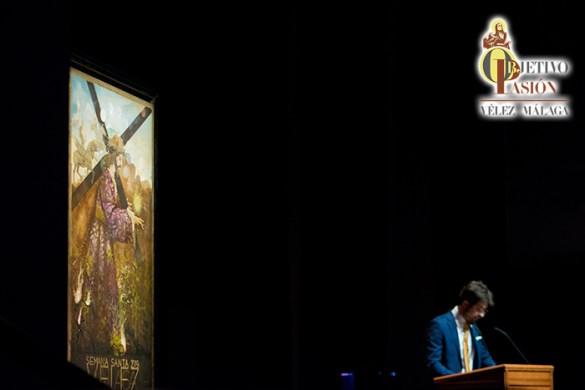 Presentación del Cartel Oficial de Semana Santa de Vélez-Málaga (2019)