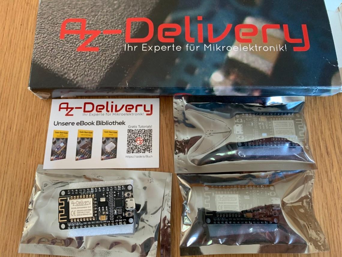AZ Delivery ESP8266