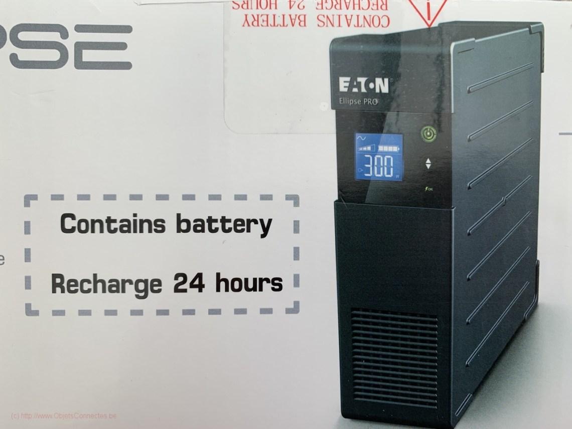 Onduleur-Eaton-Ellipse-Synology-Batterie