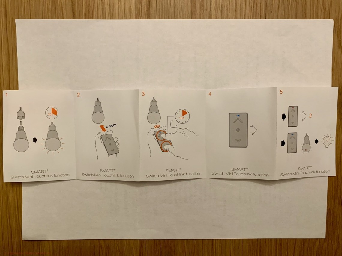 Osram Smart+ Switch Mini -