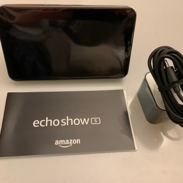 Que peut-on faire avec Amazon Alexa Echo Show ?
