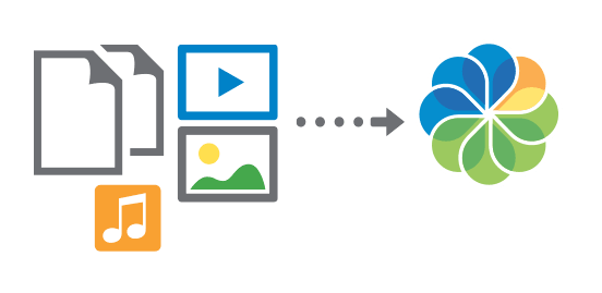 S'interfacer et charger du contenu dans Alfresco