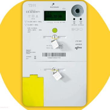 Le compteur électrique intelligent de ORES via le port P1